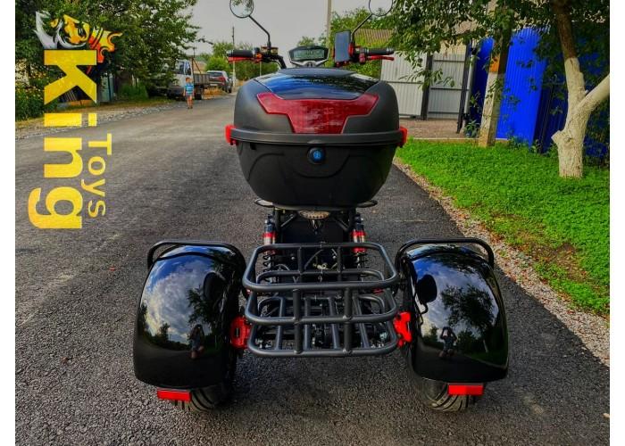 WS-PRO + TRIKE 3000W 60V 21Ah Черный