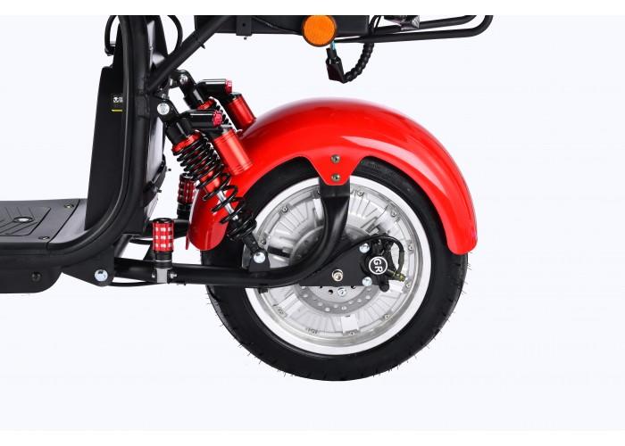 WS PRO MAX+3000W 21Ah 60V Красный