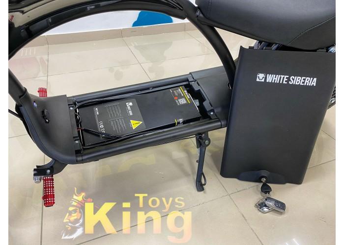 Ws Wild Wheel 3000W 60V 31Ah Чёрный