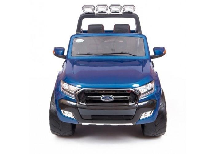 Детский электромобиль Dake Ford Ranger Blue 4WD MP4 - DK-F650-BL