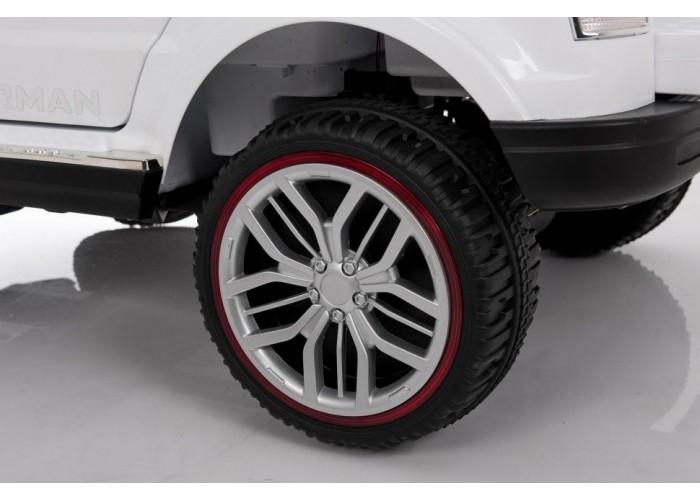 Детский электромобиль Range Rover Sport White 4WD 12V 2.4G - XMX601