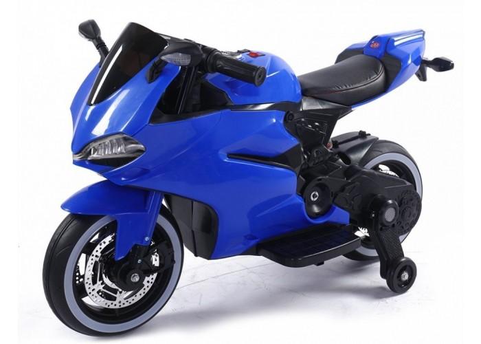 Детский электромотоцикл Ducati Blue 12V - FT-1628-BLUE