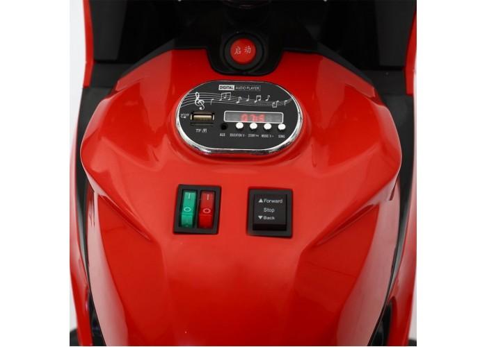 Детский электромотоцикл Ducati Orange 12V - FT-1628-ORANGE
