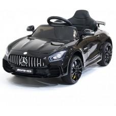 Детский электромобиль Mercedes Benz AMG GT R 2.4G - Black - HL288-BLACK-PAINT