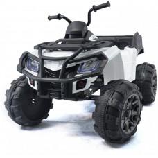 Детский квадроцикл Grizzly Next White 4WD с пультом управления 2.4G - BDM0909