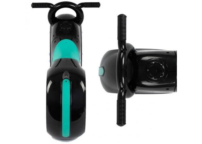 Беговел Star One Scooter - DB002-BLACK-GREEN