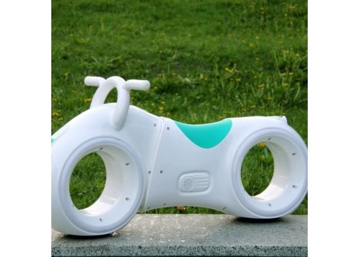Беговел Star One Scooter - DB002-WHITE-GREEN
