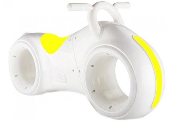 Беговел Star One Scooter - DB002-WHITE-YELLOW
