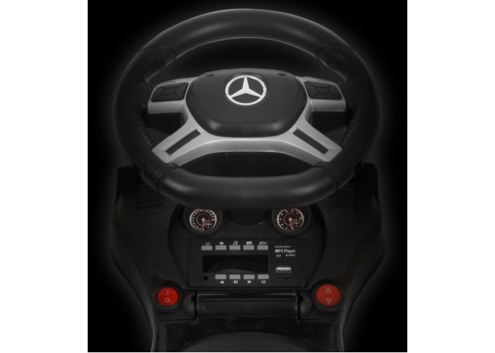 Каталка Mercedes-Benz G63 AMG 6x6 - Silver - SXZ1838