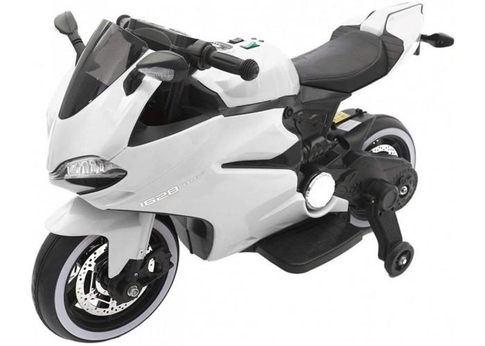Детский электромотоцикл Ducati White 12V - FT-1628-WHITE