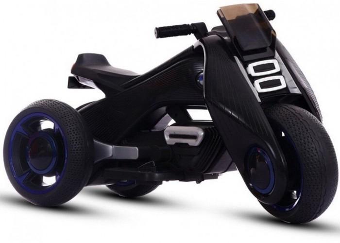 Детский электромотоцикл BMW Vision Next 100 (трицикл) - BQD-6288-BLACK