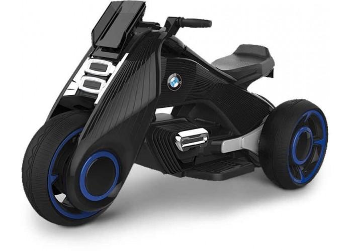 Детский электромотоцикл BMW Vision Next 100 Mini (трицикл) - BQD-6199-BLACK