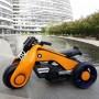 Детский электромотоцикл BMW Vision Next 100 Mini (трицикл) - BQD-6199-ORANGE