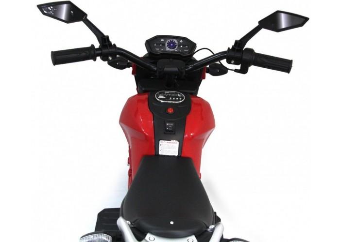 Детский электромотоцикл Harley Davidson - DLS01-RED