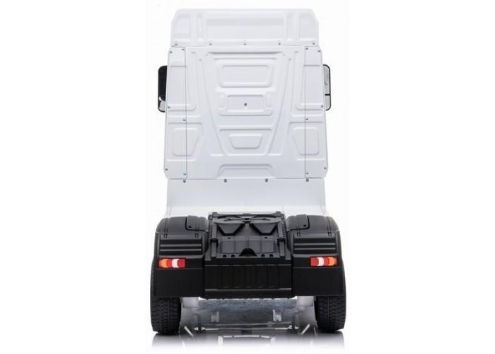 Детский электромобиль фура Mercedes-Benz Actros 4WD 12V - HL358-LUX-WHITE