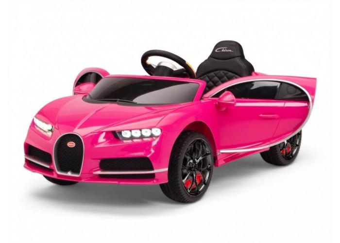 Детский электромобиль Bugatti Chiron 2.4G - Pink - HL318
