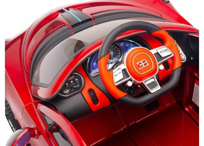 Детский электромобиль Bugatti Divo 12V - RED - HL338