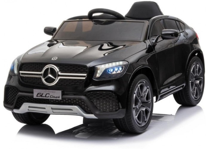 Детский электромобиль Mercedes-Benz Concept GLC Coupe 12V - BBH-0008-BLACK
