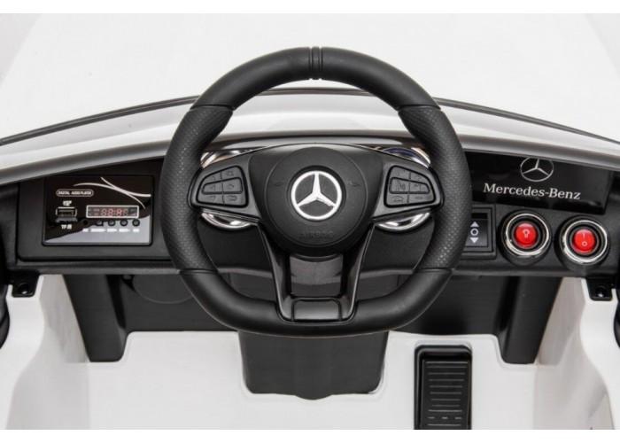 Детский электромобиль Mercedes-Benz Concept GLC Coupe 12V - BBH-0008-WHITE