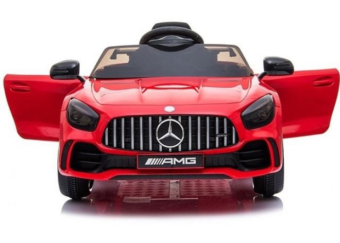 Детский электромобиль Mercedes-Benz GTR AMG 12V - BBH-0005-RED