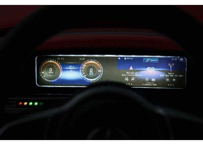 Детский электромобиль Mercedes Benz EQC 400 4MATIC - HL378-LUX-BLACK-PAINT
