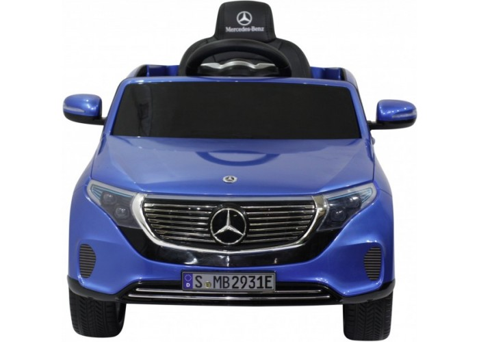 Детский электромобиль Mercedes Benz EQC 400 4MATIC - HL378-LUX-BLUE-PAINT
