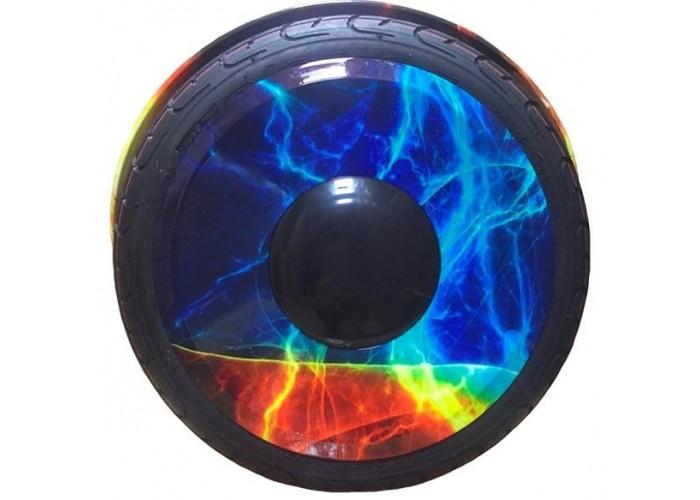 Гироскутер 10,5 SB PREMIUM APP 2.8 Самобалансир красно-синяя молния