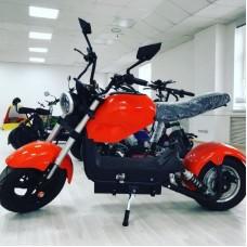 Электроскутер CityCoco GT-X9 Bike SMARDA 2000W 20AH 60V
