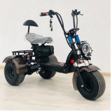 Электроскутер трицикл CITYCOCO MINI X5 TRIKE