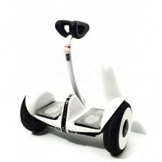 Мини-сигвей MINI-ROBOT белый 36V