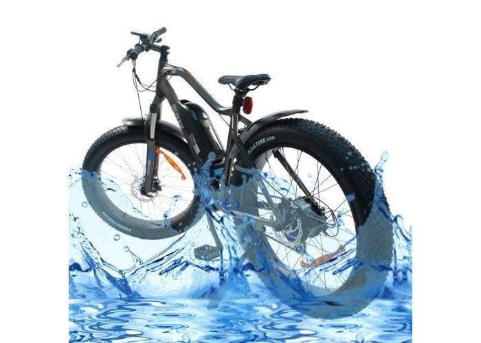 Аквазащита Электровелосипеда