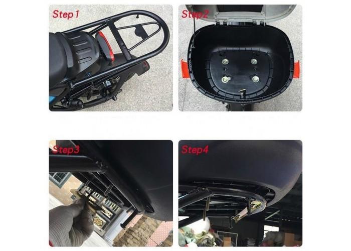 Багажник для Кофров металический