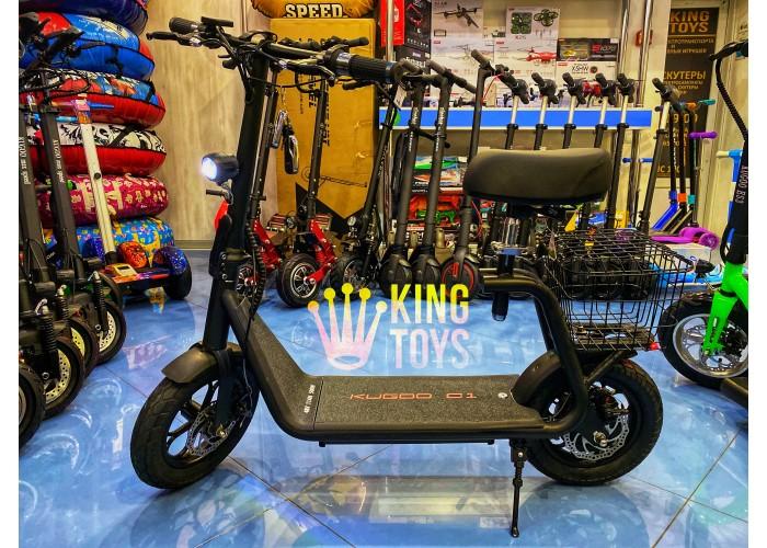 Электросамокат Kugoo C1 500W Jilong