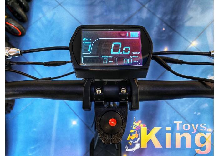 Электросамокат Kugoo G2 Pro 1000W 15Ah Jilong
