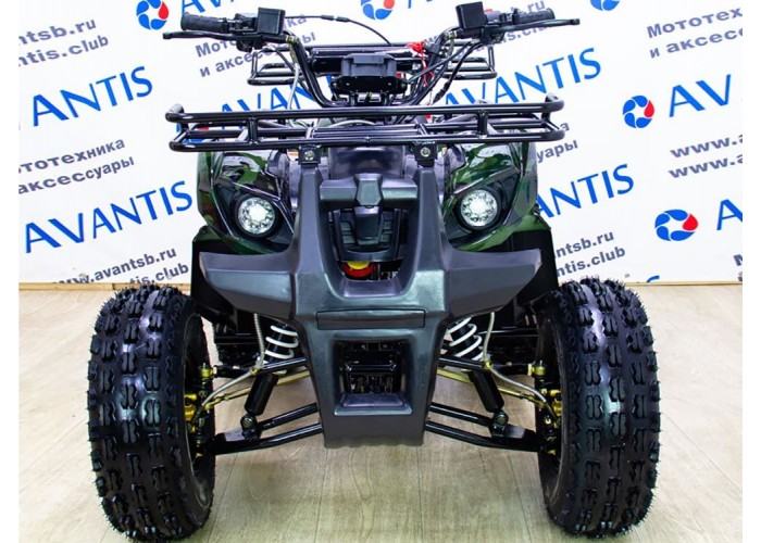 Квадроцикл Avantis Hunter 8 2019 (бензиновый 125 куб. см.)