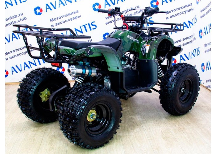 Квадроцикл Avantis Hunter 8 Lite 2018 (бензиновый 50 куб. см.)