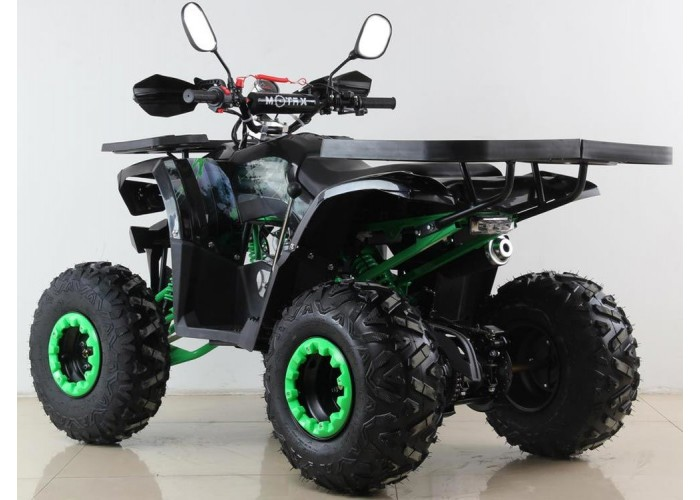 Квадроцикл бензиновый MOTAX ATV Grizlik NEW LUX 125 cc