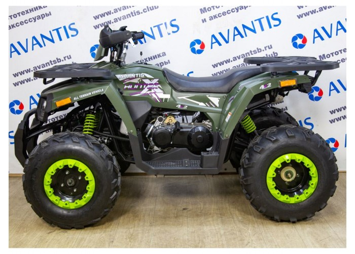 Квадроцикл Avantis Hunter 200 Big Basic (бензиновый 200 куб. см.)