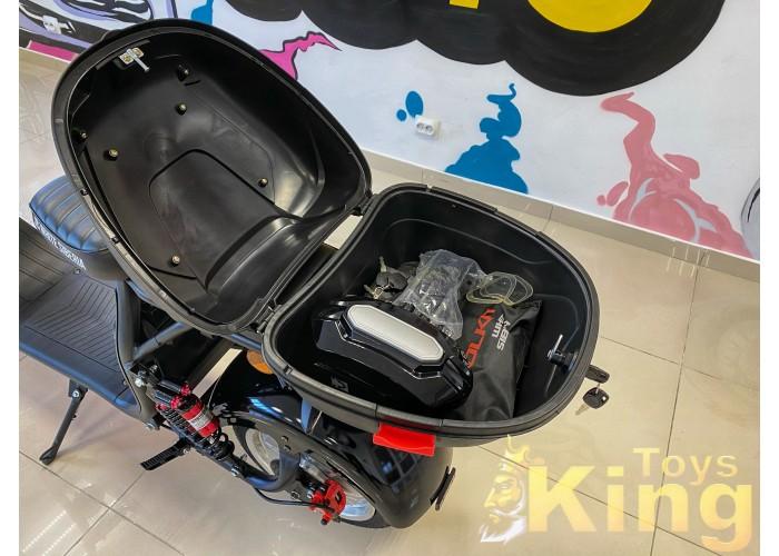 WS PRO MAX+3000W 21Ah 60V Черный