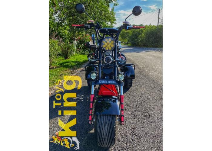 WS-PRO + TRIKE 3000W 60V 21Ah Черно - Красный