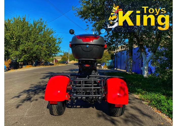 WS-PRO + TRIKE 3000W 60V 21Ah Красный