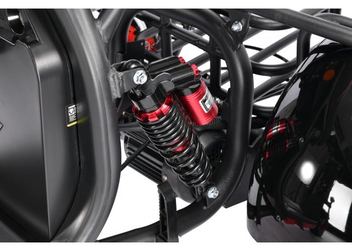 WS-PRO + TRIKE 3000W 60V 21Ah Черный Обновленный Новинка 2021 года!