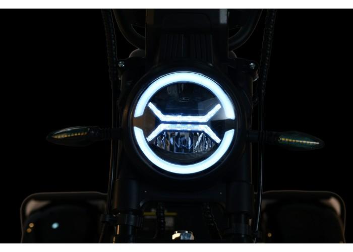 WS PRO MAX+3950W 21Ah 60V Черный Обновленный Новинка 2021 года!