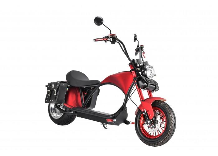 Ws Wild Wheel 3000W 60V 31Ah Красный